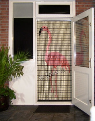 stippent-product-liso-vlieggordijn-flamingo