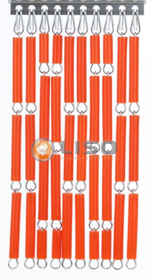 stippent-product-liso-vlieggordijn-oranje