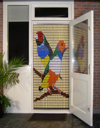 Liso Vliegengordijn Amadines - Van Stippent