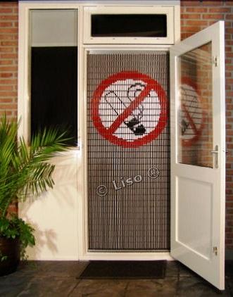 stippent-product-liso-vlieggordijn-verboden-roken