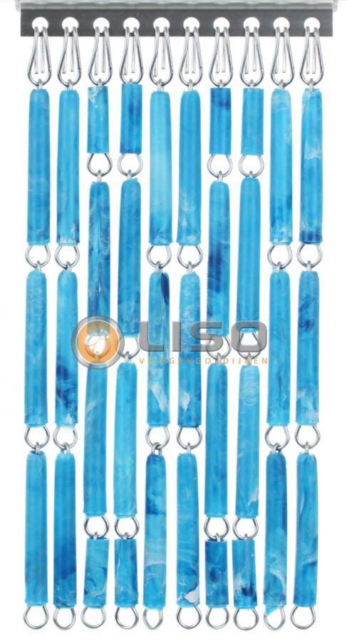 stippent-product-liso-vlieggordijn-blauw-gevlamd