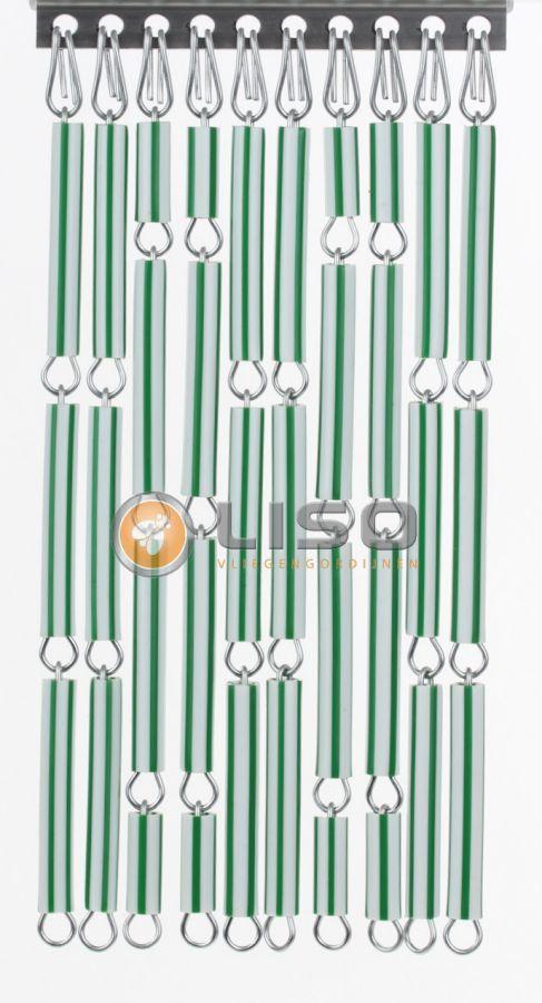 stippent-product-liso-vlieggordijn-groen-wit-streep