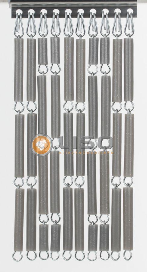 stippent-product-liso-vlieggordijn-zilver-metallic